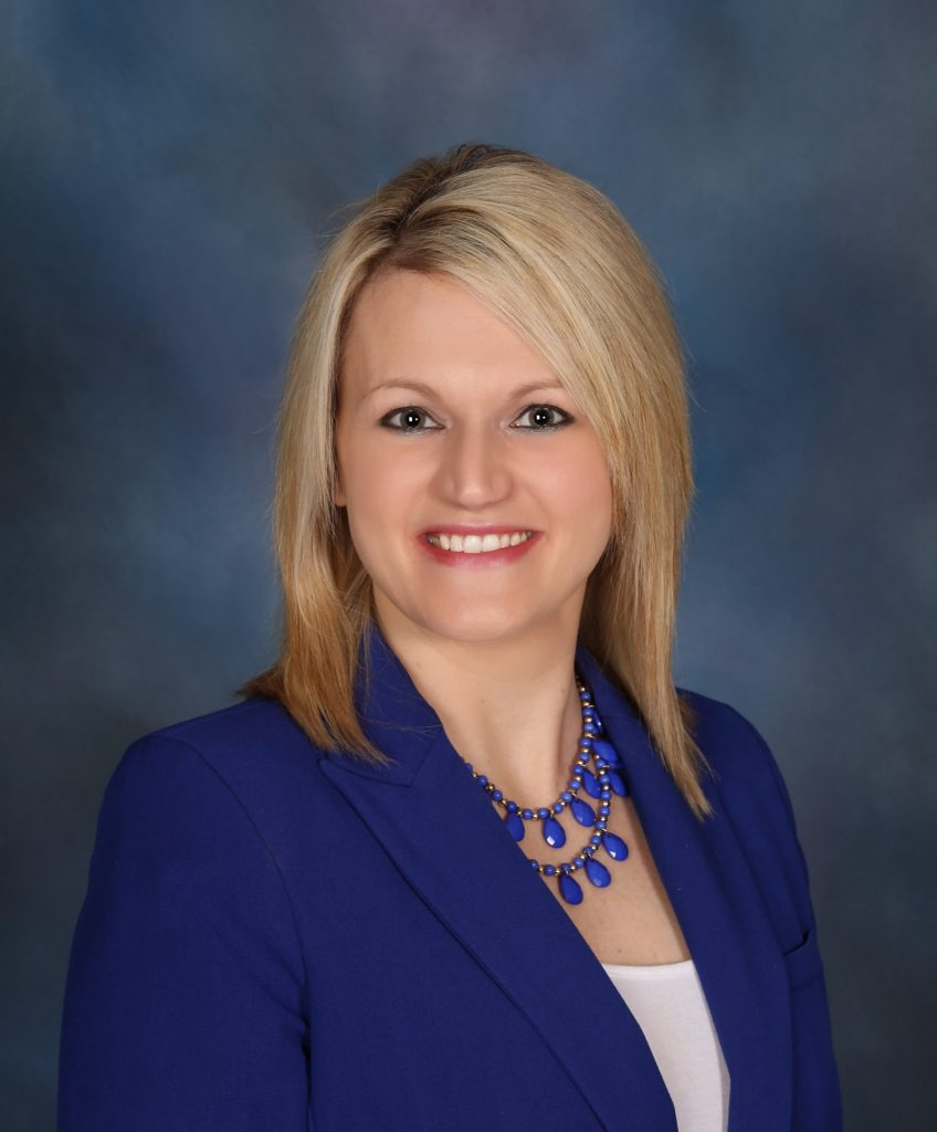 Federal Credit Union - Board Of Directors - Treasurer - Christie L. Clark at ACT 1st Federal Credit Union