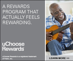 A rewards program that actually feels rewarding - uChoose Rewards